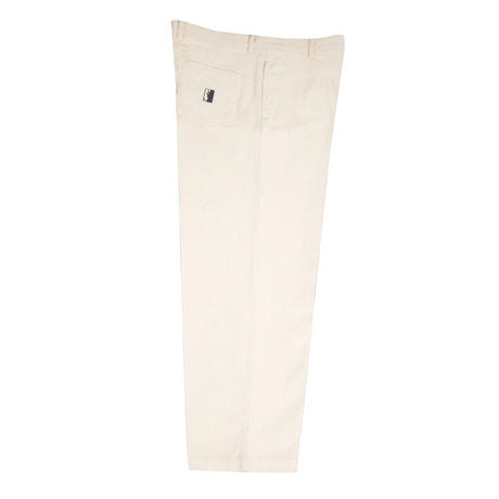 YARDSALE YS CORDUROY SLACKS CREAM