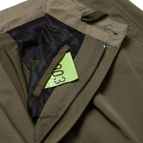 EVISEN  SIDEWAYS EIGHT SHORTS OLIVE