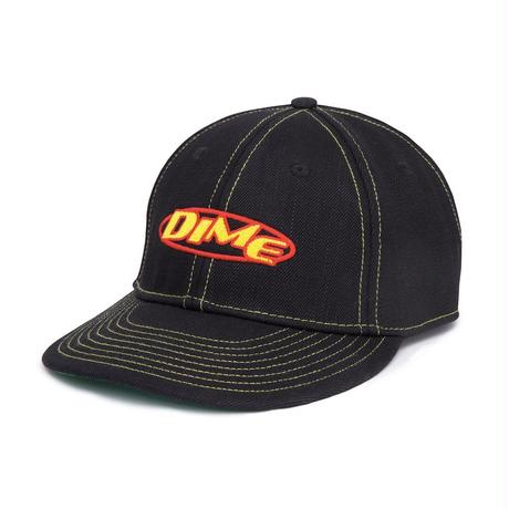 DIME CONTRAST DENIM HAT BLACK