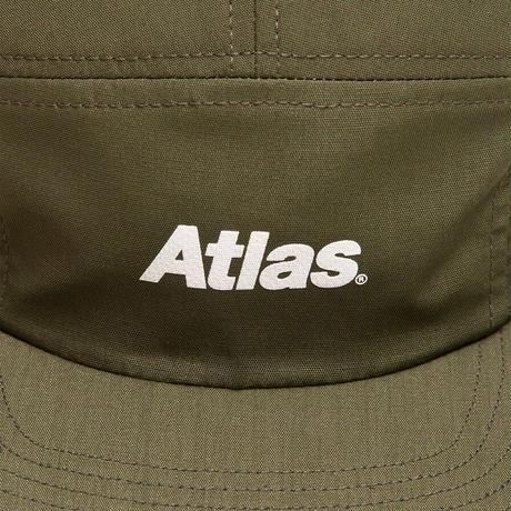ATLAS SKATESHOP LOGO 5PANEL HAT OLIVE