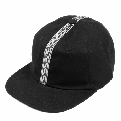 "PASS~PORT ""AUTO RIBBON"" CAP BLACK"