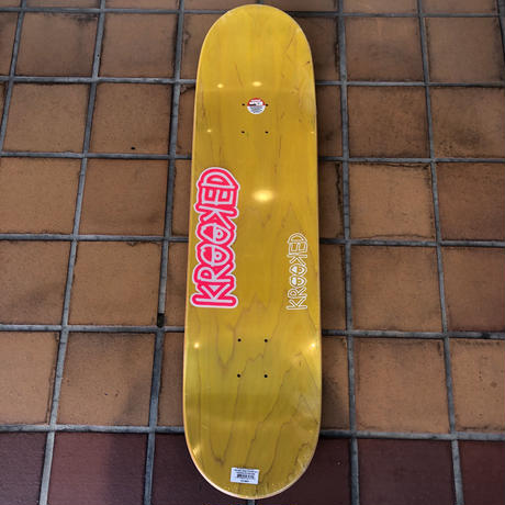KROOKED MARK GONZALES STAIRS DECK 8.5