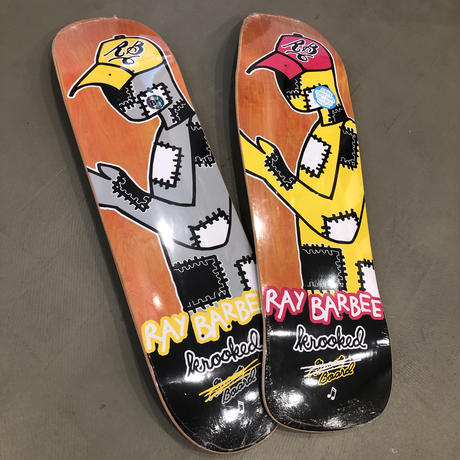KROOKED RAY BARBEE REDUX DECK