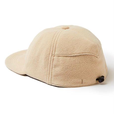 EVISEN FLEECE FLAP CAP BEIGE