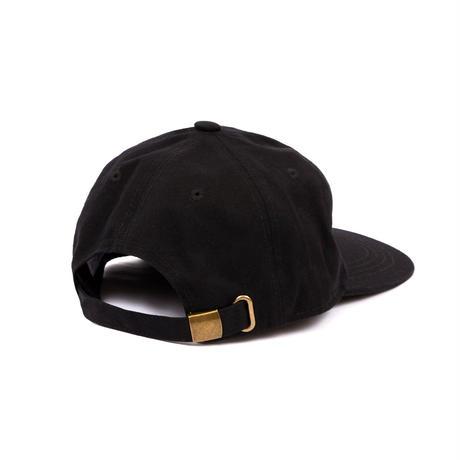BRONZE 56K PLATE HAT BLACK