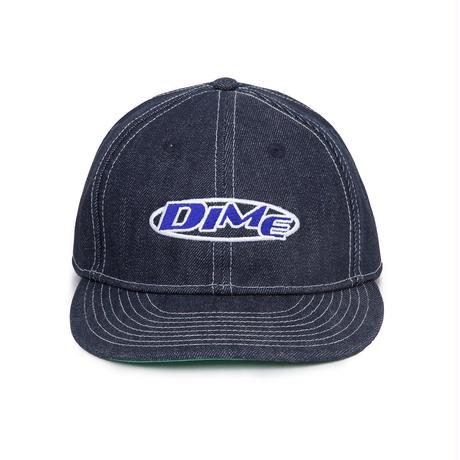 DIME CONTRAST DENIM HAT BLUE