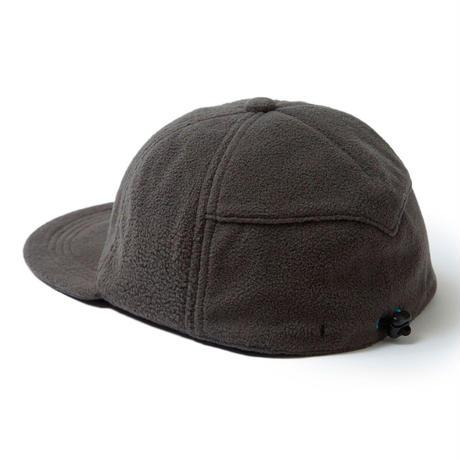 EVISEN FLEECE FLAP CAP CHARCOAL