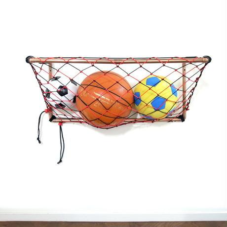 ボール収納ができる折りたたみミニサッカーゴール<スタンダードモデル>