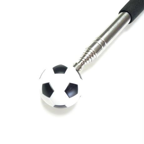 【指導者・解説者向け】先端にボールが付いた説明用指示棒(ストラップなし)