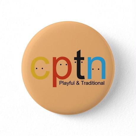 がんばったねを表彰するバッジ (Playful & Traditional)