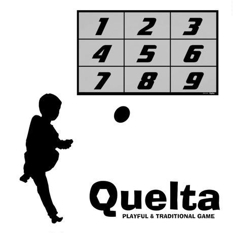 【無料】Quelta(ケルタ)印刷用キックターゲットシート