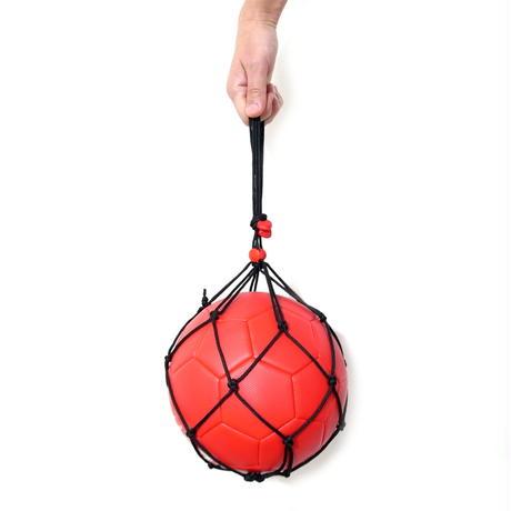 【3通りに持てる 】カピタン ファーストボールネット  ボールド(ブラック×ブラック)