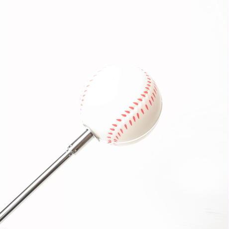 【バッティング練習用】先端に野球ボールが付いたトレーニング指示棒