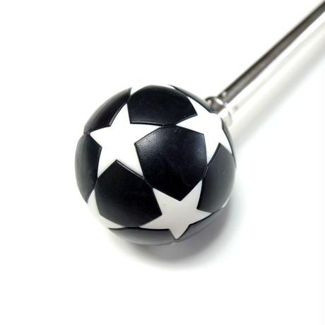 【説明用指示棒】メタルチャームハンドポインター  NERO(星)