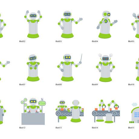 ロボット_イラスト