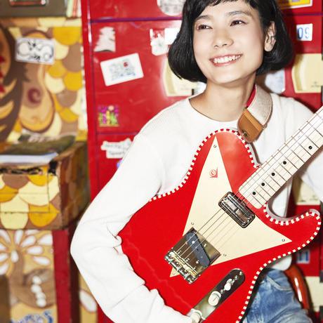 CGK_V2 PaprikaRed(キャラメルズギターキッチン)