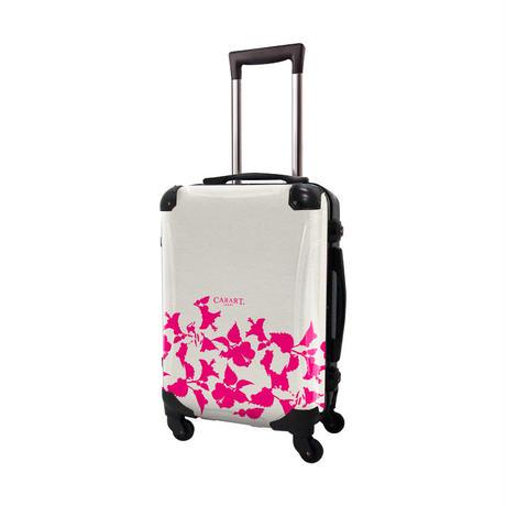 アートスーツケース #CRA01H-006G ベーシック ピポパ(リーフモモ)