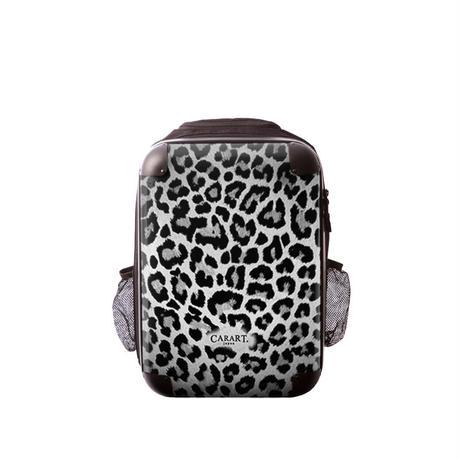 アートリュックサック#CRC02N-003B ベーシック 豹(シルバー)