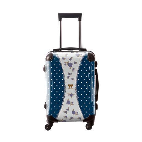 アートスーツケース #CRA01H-009D|プロフィトロール ゆるり1(濃藍)