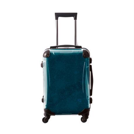 アートスーツケース #CRA01H-017C|ポップニズム エルプラス(ネイビー)