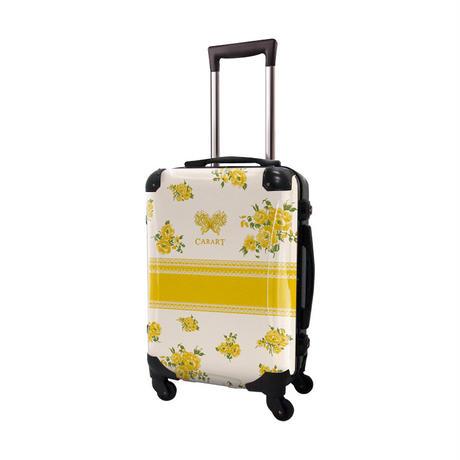 アートスーツケース #CRA01H-029B|プロフィトロール フラワースプレー(ネーブルスイエロー)