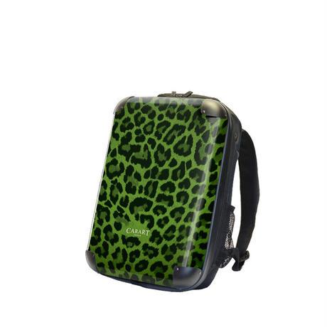 アートリュックサック#CRC02N-003D ベーシック 豹(グリーン)