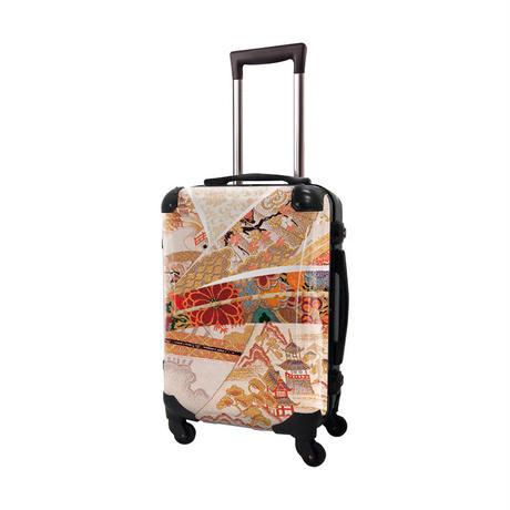 アートスーツケース #CRA01H-019B|ジャパニーズモダン 美結2