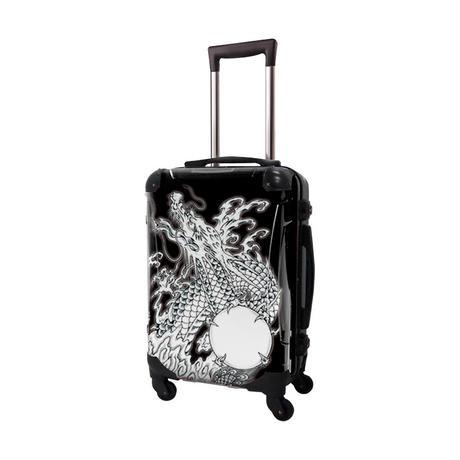 アートスーツケース#CRA01H-J10137|広純 dragon(ブラック)