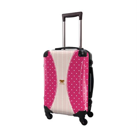アートスーツケース #CRA01H-010C|プロフィトロール ゆるり2(真紅)