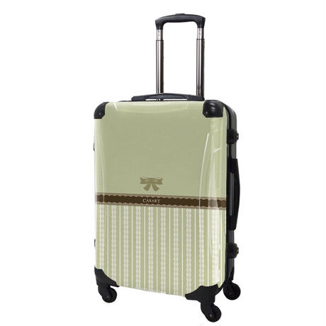 アートスーツケース#CRA03H-008C プロフィトロール バニラ(柳色)