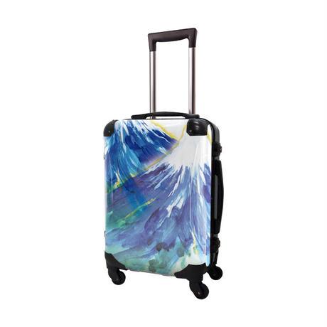 アートスーツケース#CRA01H-J10644 古屋育子 mt.Fuji2