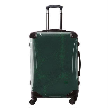 アートスーツケース#CRA03H-017A ポップニズム エルプラス(グリーン)