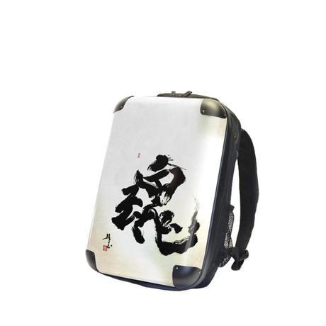 アートリュックサック#  CRC02N-J10655|古屋育子 魂(white)