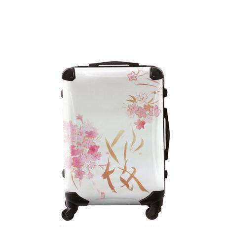 アートスーツケース#CRA03H-J10659|古屋育子 桜