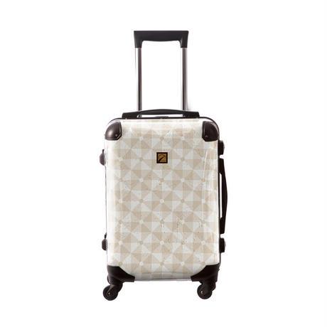 アートスーツケース #CRA01H-053B|レトロファンクション(ベージュ)