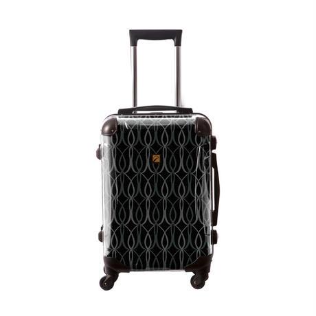 アートスーツケース #CRA01H-054C|ベーシック チェックロール(ブラック)