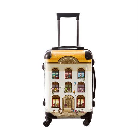 アートスーツケース#CRA01H-J01202 なめこ栽培キット ワールドホテル