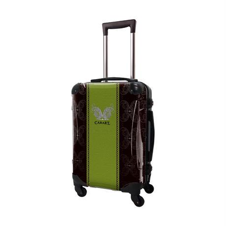 アートスーツケース #CRA01H-004E|ベーシック グラム(グリーン)