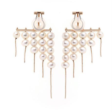 suzuran (earring set)