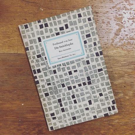 インゼル文庫 Nr.621 フェルディナンド・フォン・ザール「ストーンノッカーズ」