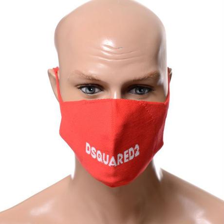ディースクエアード Dsquared2 DSQUARED2マスク レッド