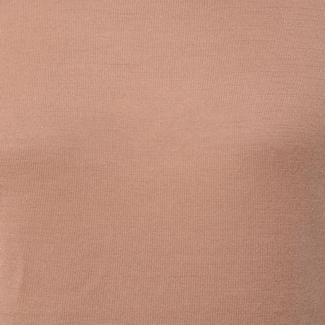 プラスプラス +2 カリアッジカシミアタートルセーター ヨコアンティオリジナル キャメル