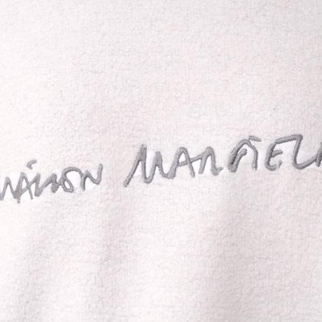 エムエムシックス メゾンマルジェラ MM6 MAISON MARGIELA インサイドアウトワンピース コットンジャージー ホワイトグレー
