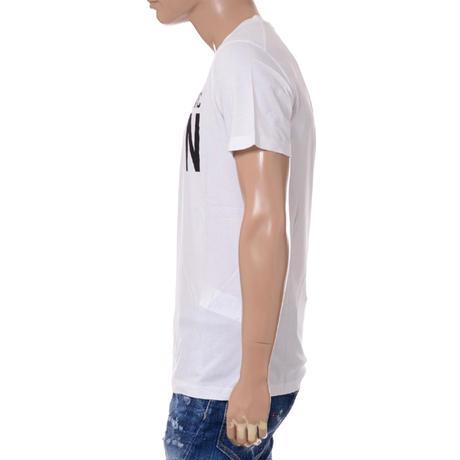 ディースクエアード Dsquared2 イブラヒムビッチアイコンTシャツ コットン ホワイト