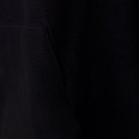 エムエムシックス メゾンマルジェラ MM6 MAISON MARGIELA インサイドアウトパーカー コットンジャージー ブラック