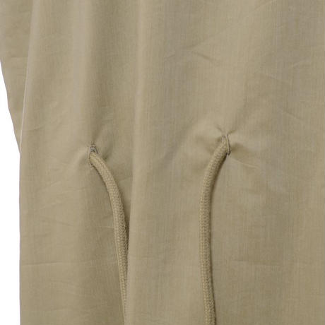 ルメール LEMAIRE Tシャツドレス コットンシルク セージグリーン