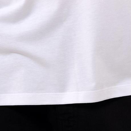 ラフシモンズ RAF SIMONS アタラクシア・ビッグフィットTシャツ コットン ホワイト