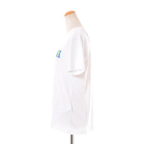 ミッソーニ Missoni ロゴTシャツ コットンストレッチ ホワイト