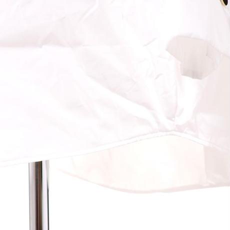 ドロシーシューマッハ Dorothee Schumacher ブラウスコート 中綿 ホワイト