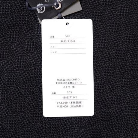 インポートブランド import brand SOS コーデュロイワイドパンツ メタリック加工 キャメルゴールド